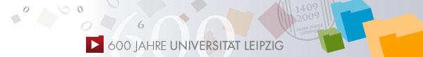 600 Jahre Uni Leipzig